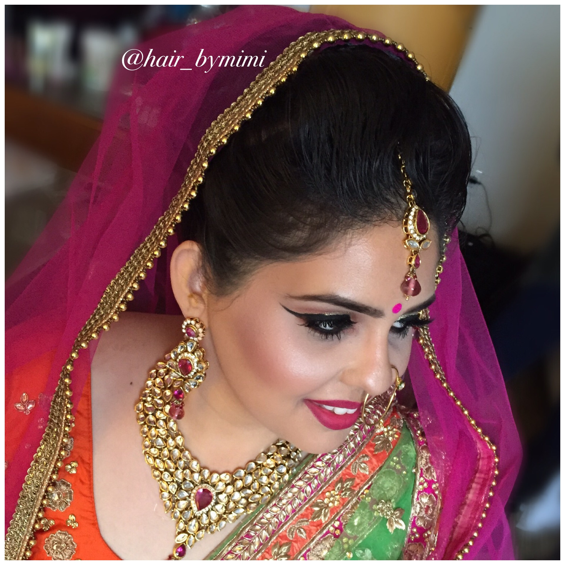 Bridal Plus with Dupputa