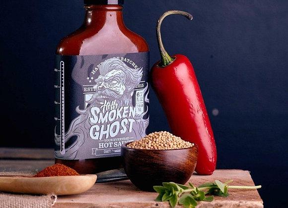 Hoff's Smoken Ghost Ghost Pepper Hot Sauce