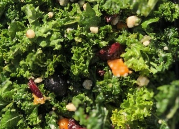 Petite Salad Side- Kale of the Day