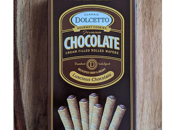 Dolcetto Chocolate Wafer Cookies