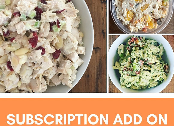 Chicken Salad of the Week (Add on)