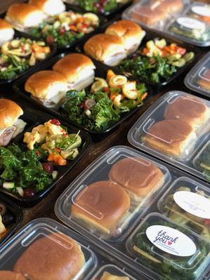 Bento Boxed Lunches