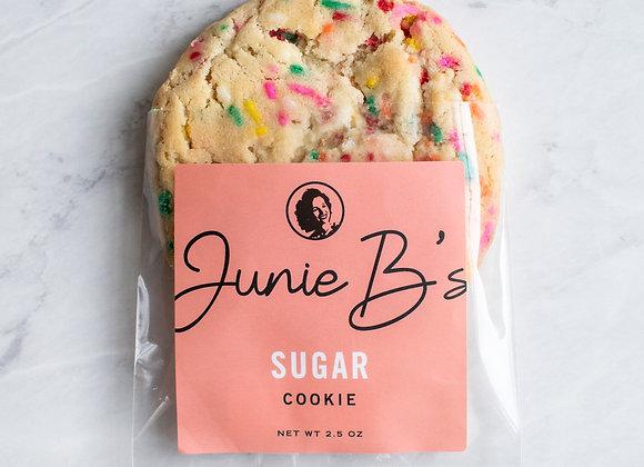 Junie B's Sugar Cookie