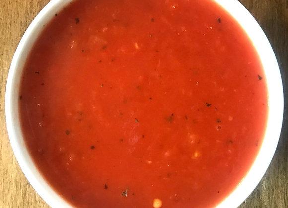 Quart of Roasted Red Pepper & Tomato