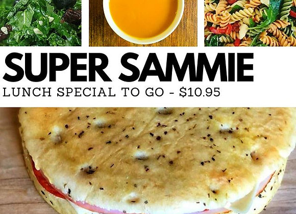 Super Sammie Special
