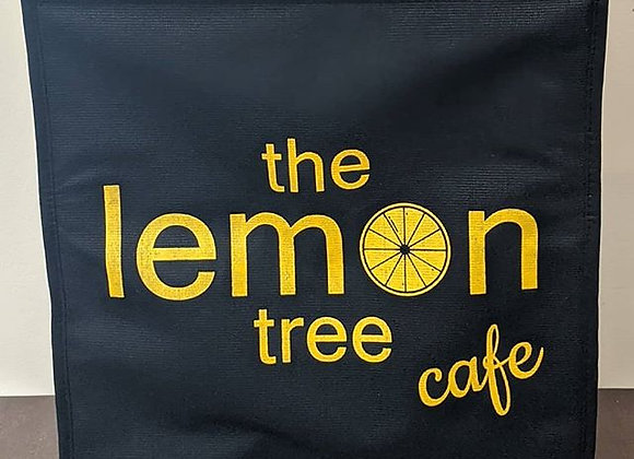 Lemon Tree XL Insulated Tote Bag