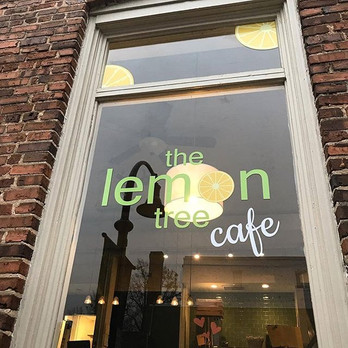 The Lemon Tree Window