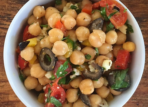 Chickpea of the Day