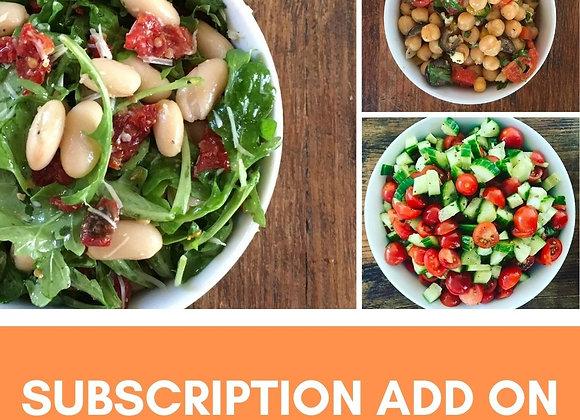 Veggie Salad of the Week (Add on)