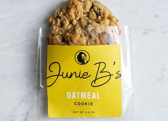 Junie B's Oatmeal  Cookie