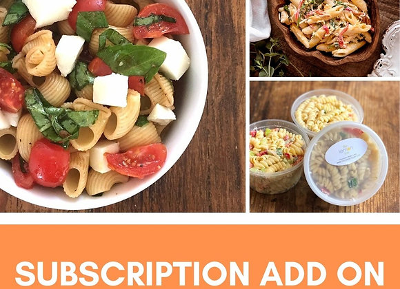 Pasta Salad of the Week (Add on)
