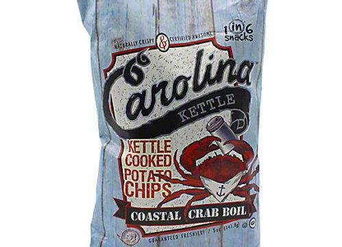 Coastal Crab Kettle Potato Chips