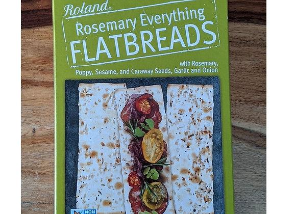 Roland Rosemary Flatbread Crackers