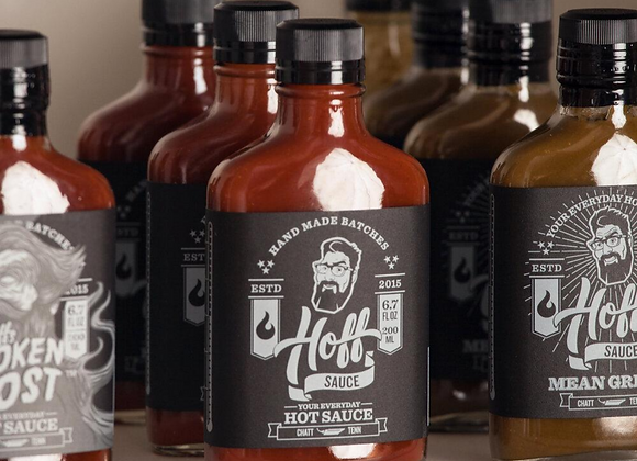 Mini Hoff & Pepper Hot Sauce