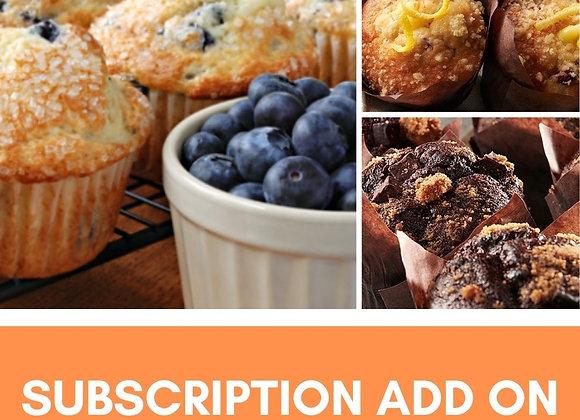 Jumbo Muffins- Box of 4