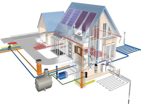 Инженерные системы в доме