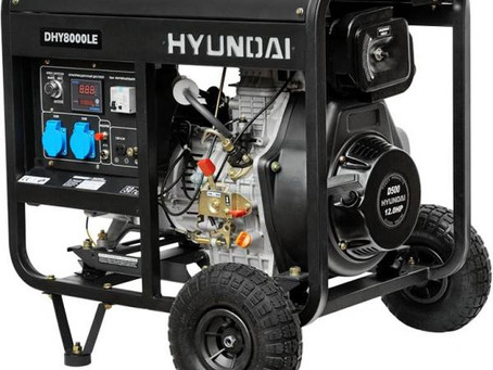 Дизель генератор для дома