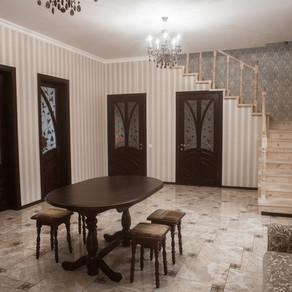 Дом с ремонтом под ключ или под чистовую отделку