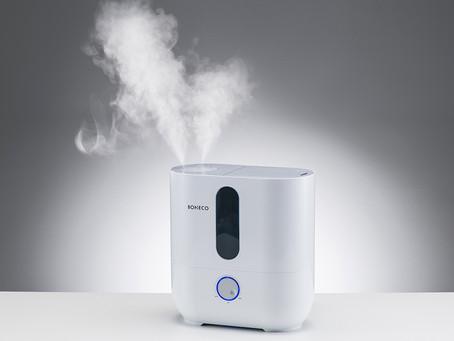Увлажнители воздуха для здоровой жизни