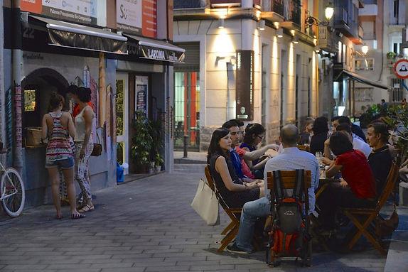 La Zona Social Bar Alicante