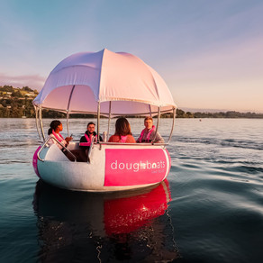 Doughboats Lake Taupo Have Mastered Facebook and Instagram Content Marketing