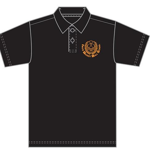 IBBS ポロシャツ(スクールロゴVer)