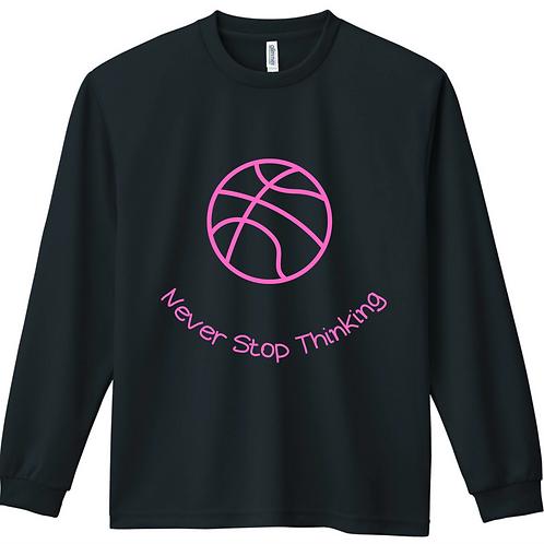 IBBS ロングTシャツ(NverStopThikingVer)