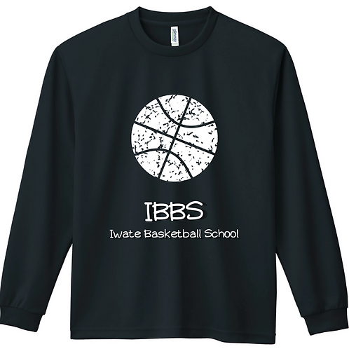 IBBS ロングTシャツ(IBBSロゴVer)