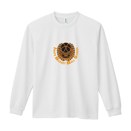 IBBS ロングTシャツ(スクールロゴVer)