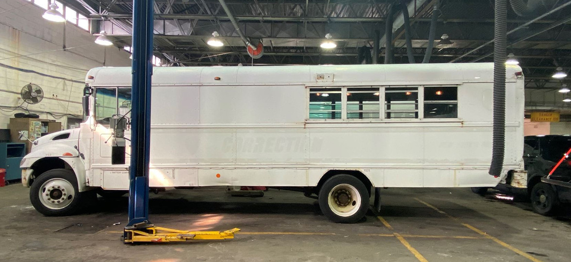People's Bus Pre Transformation