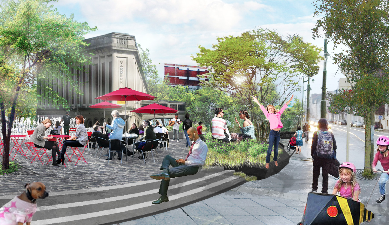 Urban Transformation Brussels