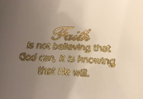 Keep faith religious card custom greeting cards blankets gifts single handmade and embossed greeting card this is a beautiful keep the faith religious greeting card this cross is shiny gold a lovely handcrafted m4hsunfo