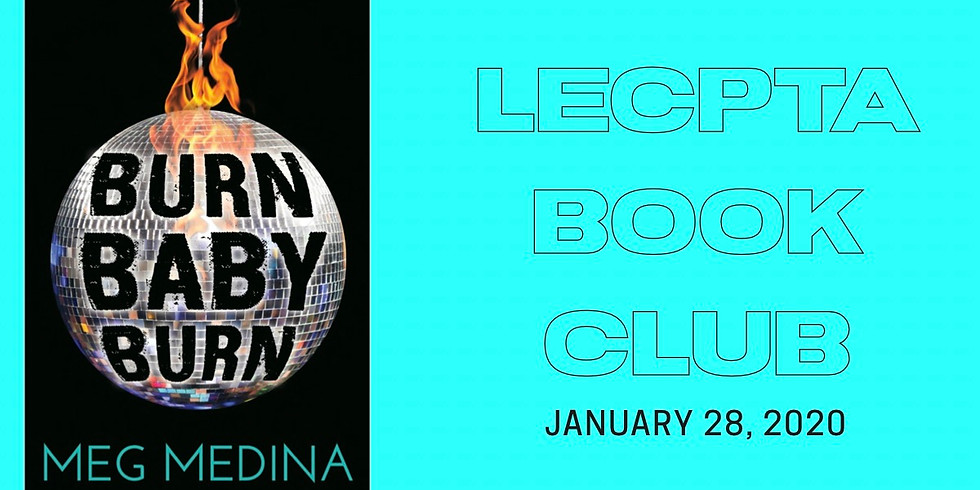 January Book Club - DAY