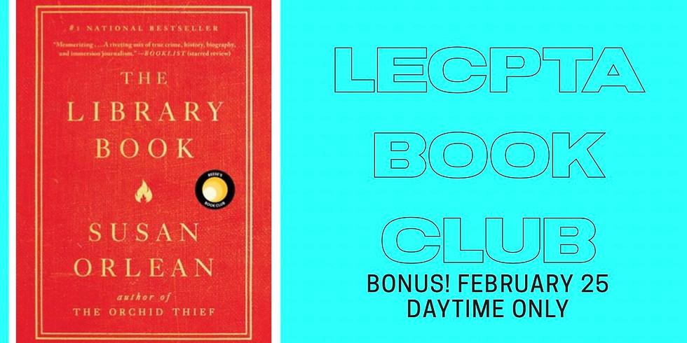 February Book Club - DAY