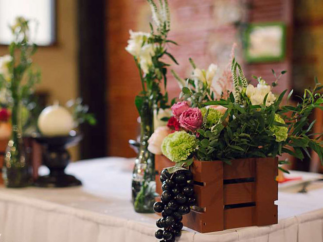 реечный ящик для цветов