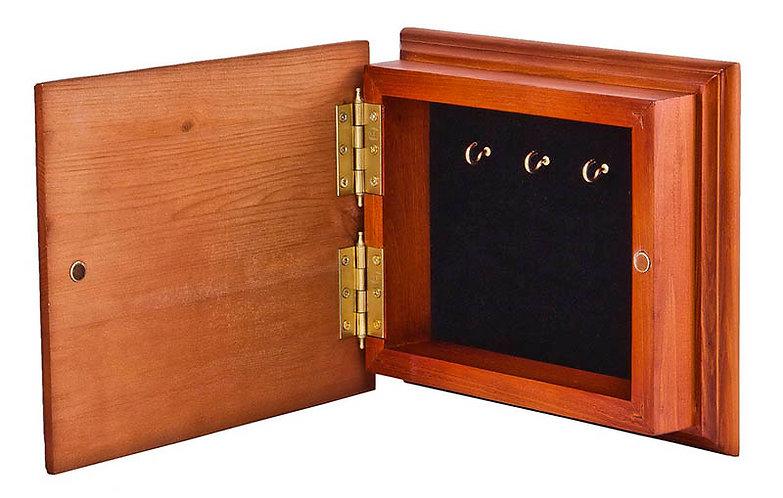 ящик деревянный для ключей