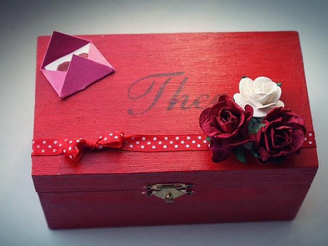 Ящик для упаковки декоративный /арт. 3Y-413/