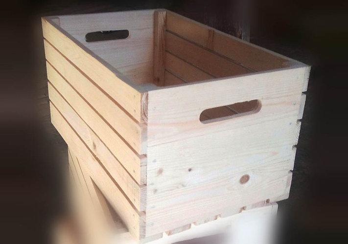 Деревянный ящик на заказ