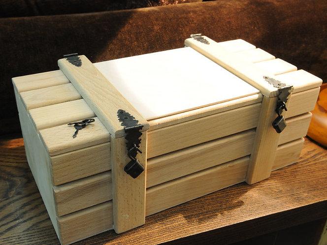 Ящик для упаковки декоративный /арт. 3Y-431/