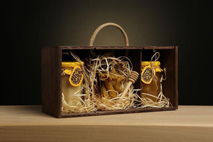 Ящик для упаковки декоративный /арт. 3Y-424/
