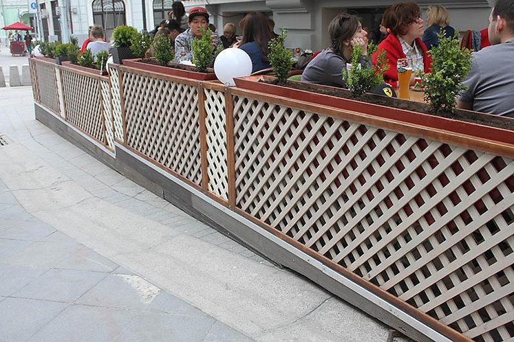 деревянные кашпо оригинальные
