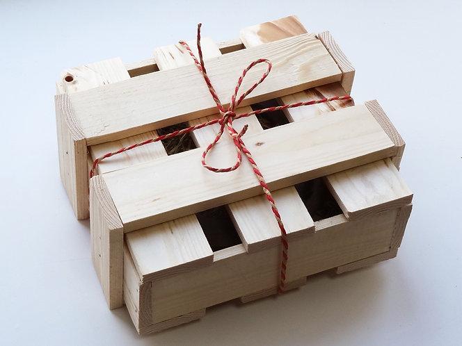 Ящик для упаковки декоративный /арт. 3Y-426/