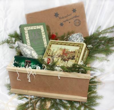 Ящик для упаковки декоративный /арт. 3Y-415/