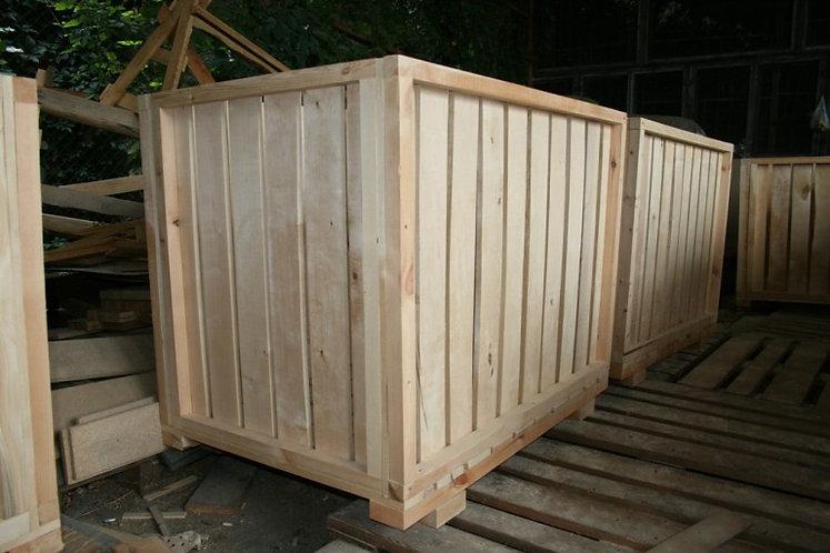 деревянный контейнер для хранения