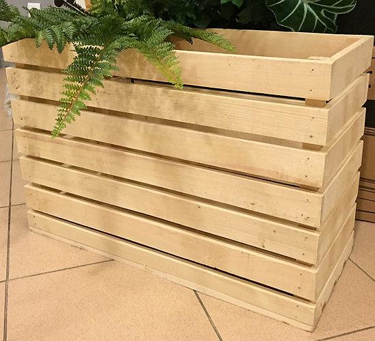 Ящик деревянный реечный
