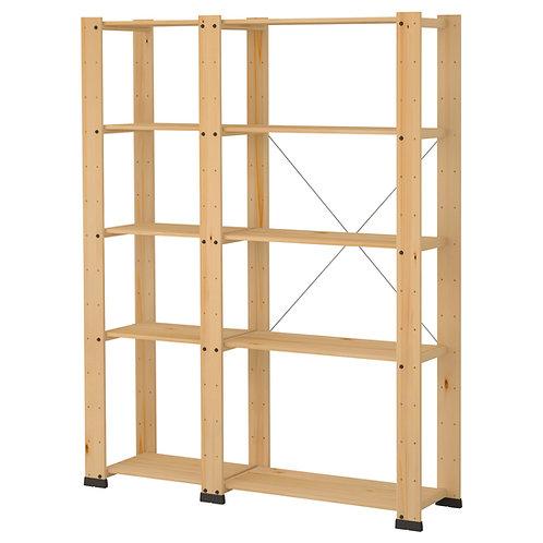 Стеллаж для хранения из дерева /арт. 3M-119/