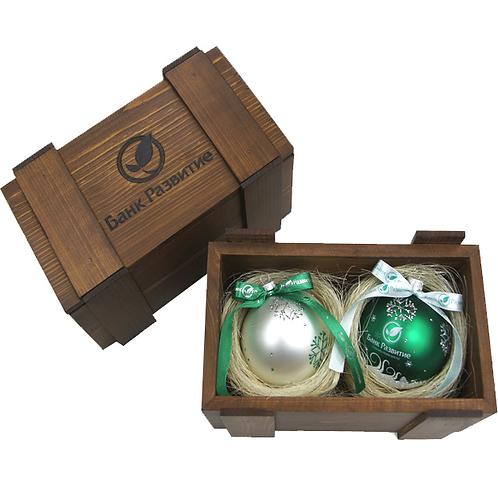 Ящик для упаковки декоративный /арт. 3Y-427/