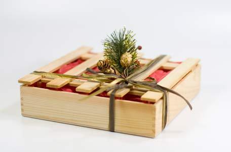 Ящик для упаковки декоративный /арт. 3Y-423/