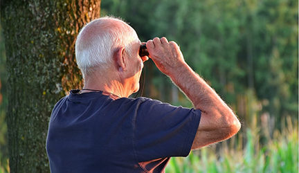 Stay Healthy Seniors!