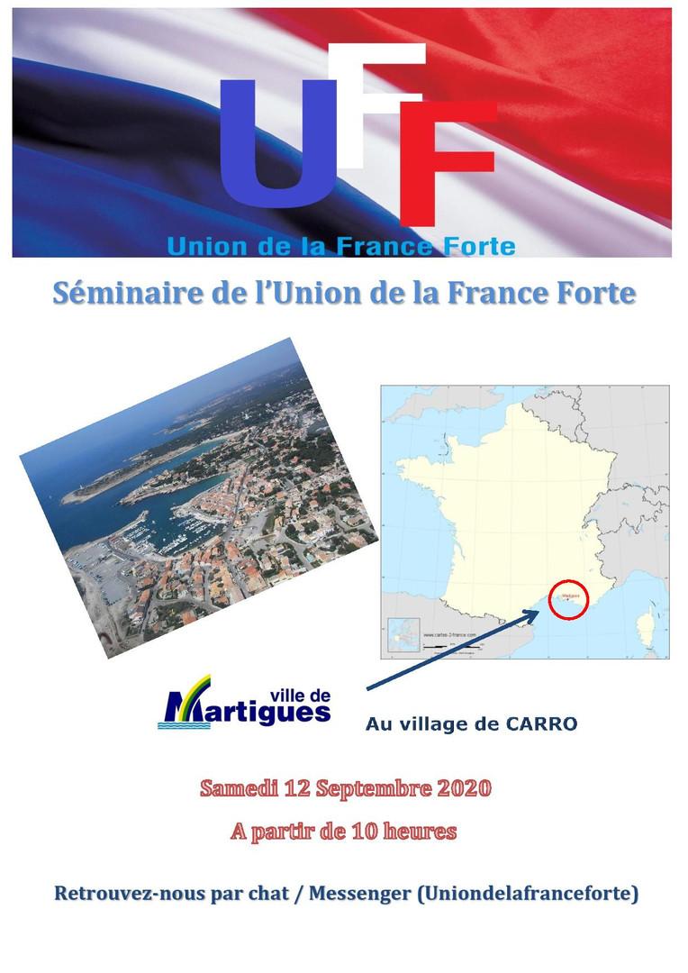 Seminaire UFF 2020